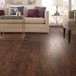 FARMSTEAD HICKORY 12 mm –  FREE SHIPPING – FREE INSTALLATION – WATER RESISTANT – COMMERCIAL & RESIDENTIAL